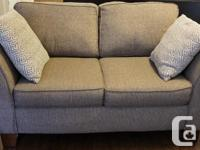 I am willing to sell two used Leon's sofa. One of them