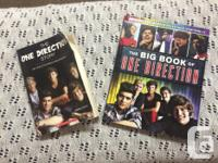 The Big Book of One Direction - Hard Cover - Excellent