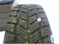 I have one Hankook i*Pike RC01 Winter Tire size