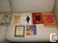 One Great deal of 7 Books - Amazing problem - All for