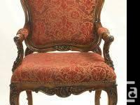 I am looking for one or two chairs for a refinishing