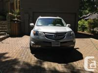 Make Acura Year 2008 Colour Silver Trans Automatic kms