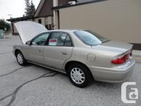 Make Buick Model Century Year 2001 Colour BROWN kms