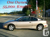 Make Pontiac Model Sunfire Colour Sahara Gold Metallic