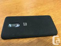 I have a oneplus 6T, about 2 months old. I'm selling it