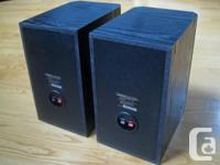 Onkyo D-N7X Bookshelf Speakers for Sale. 2-way