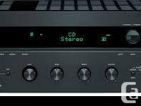 Selling my one owner Onkyo TX-8050 Network Stereo