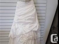 ONLINE AUCTION: Designer Wedding Gowns Closing June 10