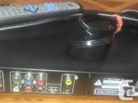 I am selling an Onyx sw2300xs DVD Player with remote.