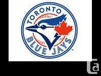 TORONTO BLUE JAYS Opening Day at Rogers Centre Friday,