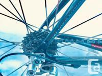 Opus Alto road bike Size ------------------- Seat Tube: