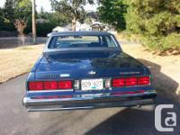 Make Chevrolet Model Caprice Classic Colour Blue Trans