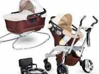 Orbit Baby G2 Stroller With Accessories. Comes with: