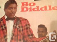 original vintage 1960's BO DIDDLEY LP on Reo Records