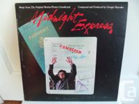 Fame Thank God it's Friday Midnight Express All LPs in