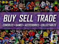 We currently have original NES consoles in stock! All