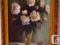 Painted at at time when artists were limited as to