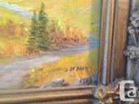 "MOVING MUST SELL............20"" X 20 original oil"