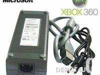 Original Xbox 360 AC Adapter !  Comes with everything