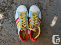 Adidas Originals size 5.0 Campus Sneakers Guys Quirk