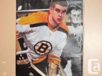 Are you a Bobby Orr fan. Did you understand he was the