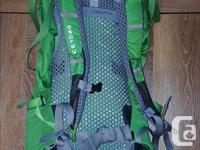 Selling my travelling backpack that I used for two