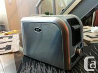 Great little stainless steel toaster oven with