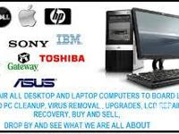 OTTAWA # 1 LAPTOPS & & PCS PARTS AND MAINTENANCE AND
