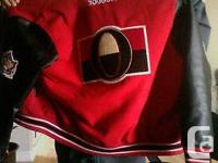 **PRICE DROP** ottawa senators heritage classic jacket,