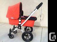 We are ready to let go our bugaboo frog orange color to