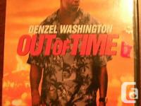 Out of Time - Denzel Washington - DVD To see other CDs,