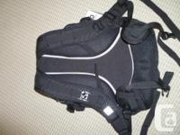 Brand new, never been used, Outbound Backpack. Has two