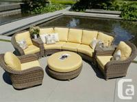 High quality outdoor furniture that will stay looking