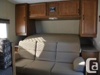2013 23 ft Creekside BHS (Bunk-House with Slide) By