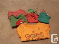 Some name brand items (Gymboree, Please Mom, Children's