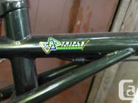Hi, We have a Tommy and Lefebvre bike for sale. It is