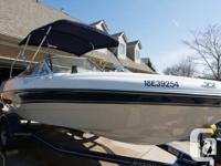 Extra clean showroom condition one owner bow rider and