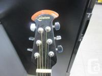 Ovation Celebrity CC24 Mid Depth Acoustic/ Electric