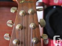 Here is that Ovation Electric Accoustic guitar you have