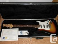 Late 90's G&L Legacy Special USA in outstanding problem
