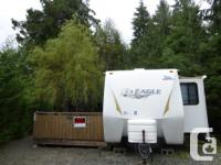 Recreational Lot and high end 32 ft 2011 Jayco Eagle