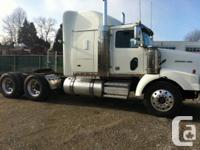 2006 western star heavy spec.