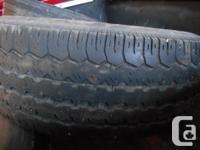 Take both for $20.00 BF Goodrich - 2 Truck Tires for