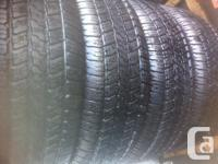 Goodyear Wrangler SR-A all periods. P275/65R18.
