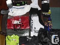 Great package of biking gear accessories here