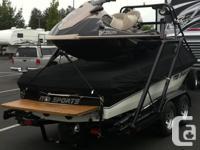 Ski Boat & Jet Ski Package with Unique Custom