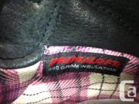 I couple black dimension 8 paddock boots like for sale  British Columbia