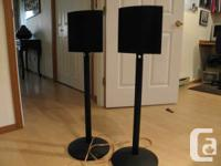 Selling a pair of 200W Linn stereo speakers.  The