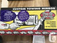 Towing Mirror Fits GMC/Chevy Pick-Up & Vans 1980 -