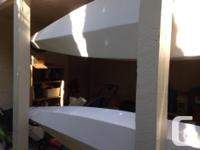 Two 16' wooden kayaks. Kit built. Marine plywood with